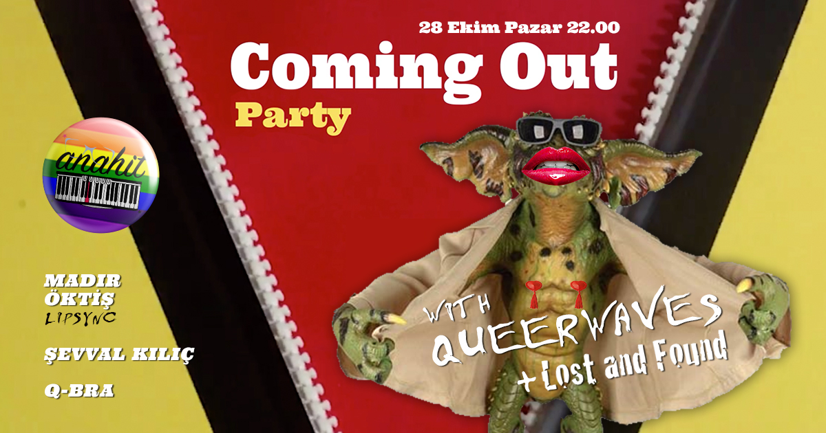 comingout party